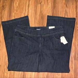 Maurice 24 Long Wide Leg Jeans